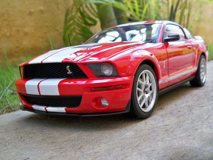 Ford Gt500 Shelby Cobra. Ford Shelby Cobra GT500 –
