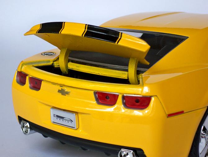 2006 Chevy Camaro Concept Jada Xdiecast