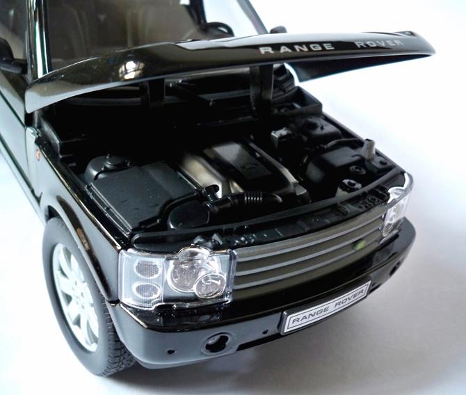 2003 Land Rover Range Rover Interior: 2003 Land Rover Ranger Rover