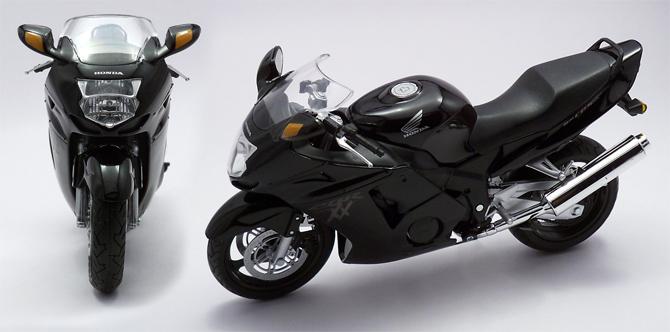 Honda CBR1100XX Blackbird AutoMax XDiecast