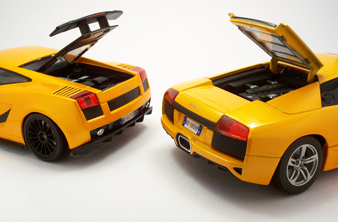 Lamborghini Faceoff Murcielago Lp640 Gallardo Superleggera