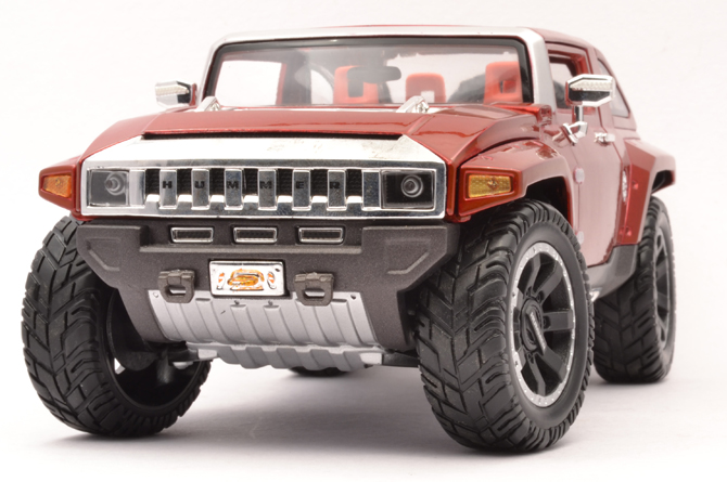 Hummer HX Concept – Maisto