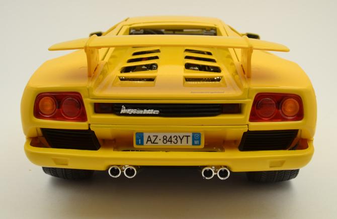 Lamborghini Diablo 1990 Bburago Xdiecast