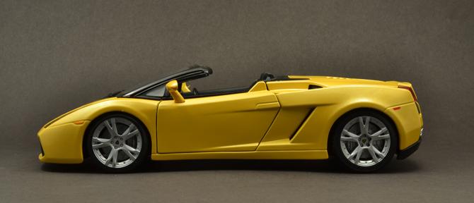 Lamborghini Gallardo Roadster - Stance