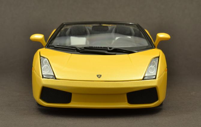 Lamborghini Gallardo Roadster - Front