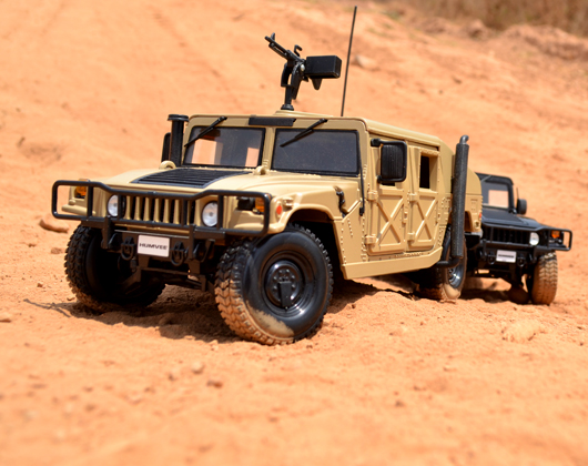 Hummer H1 Wagon and Humvee – Summer Outing