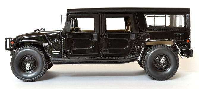 Hummer H1 Wagon – Maisto – xcast