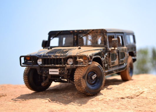 Hummer H1 Wagon – Maisto