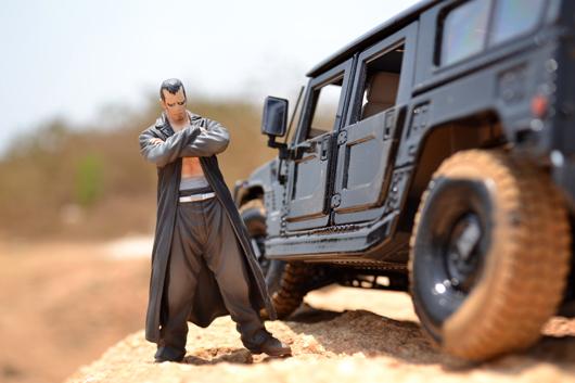 Meet My Bad Boy Figurine # 5