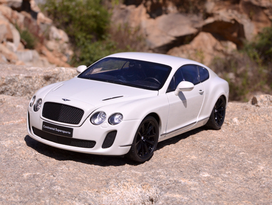 Bentley Continental Supersports – Welly