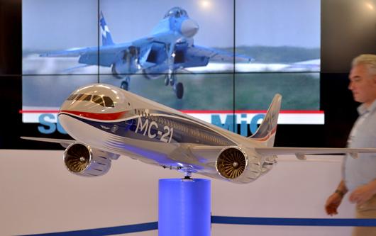 Visit to Aero India 2013