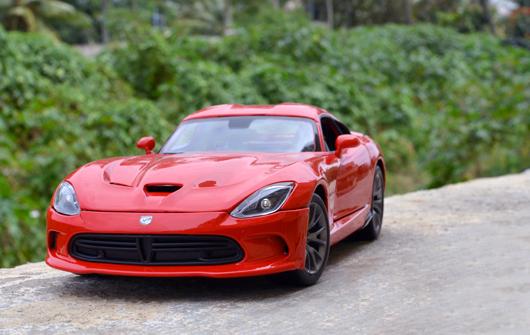 STR Viper GTS Coupe 2013 – Maisto