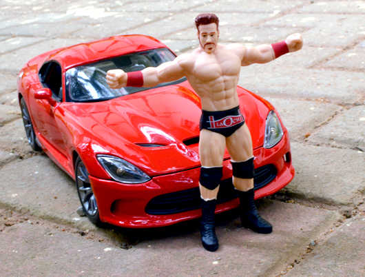 Meet my SHEAMUS Figurine