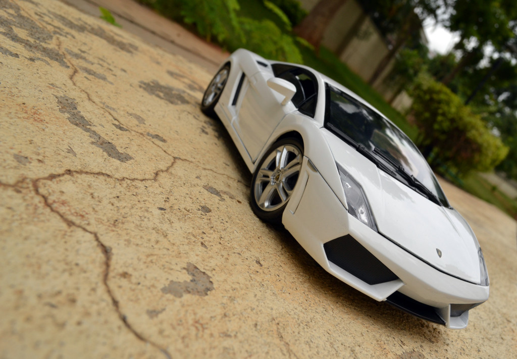 Lamborghini Gallardo LP560-4(2008) – Welly NEX