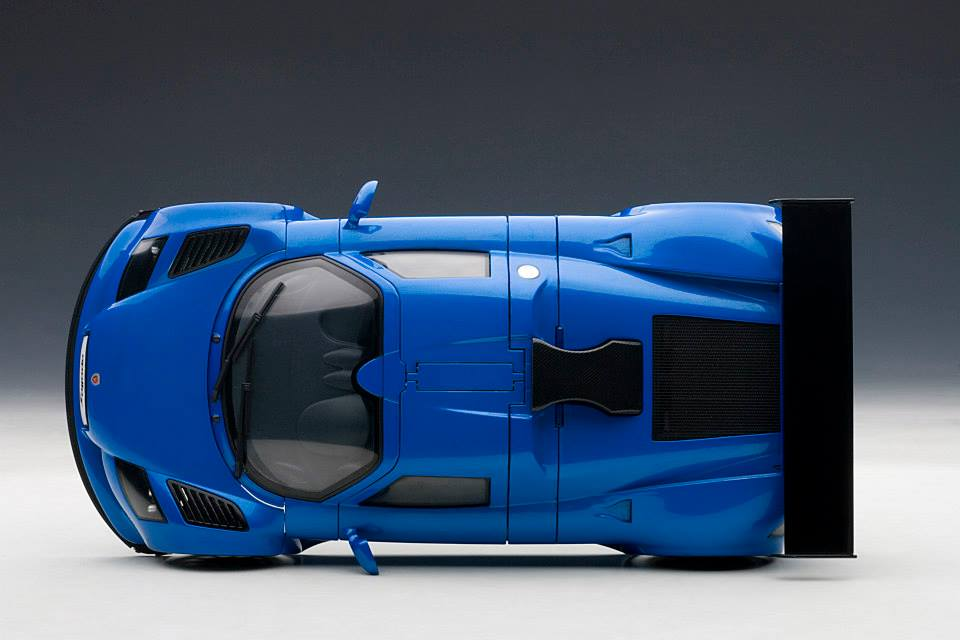 Gumpert Apollo S By AUTOart Is Here To Rock The Collectors