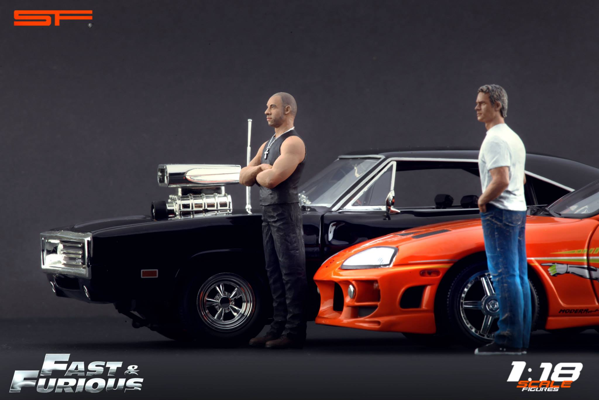 scale figures releases fast and furious famed paul walker. Black Bedroom Furniture Sets. Home Design Ideas