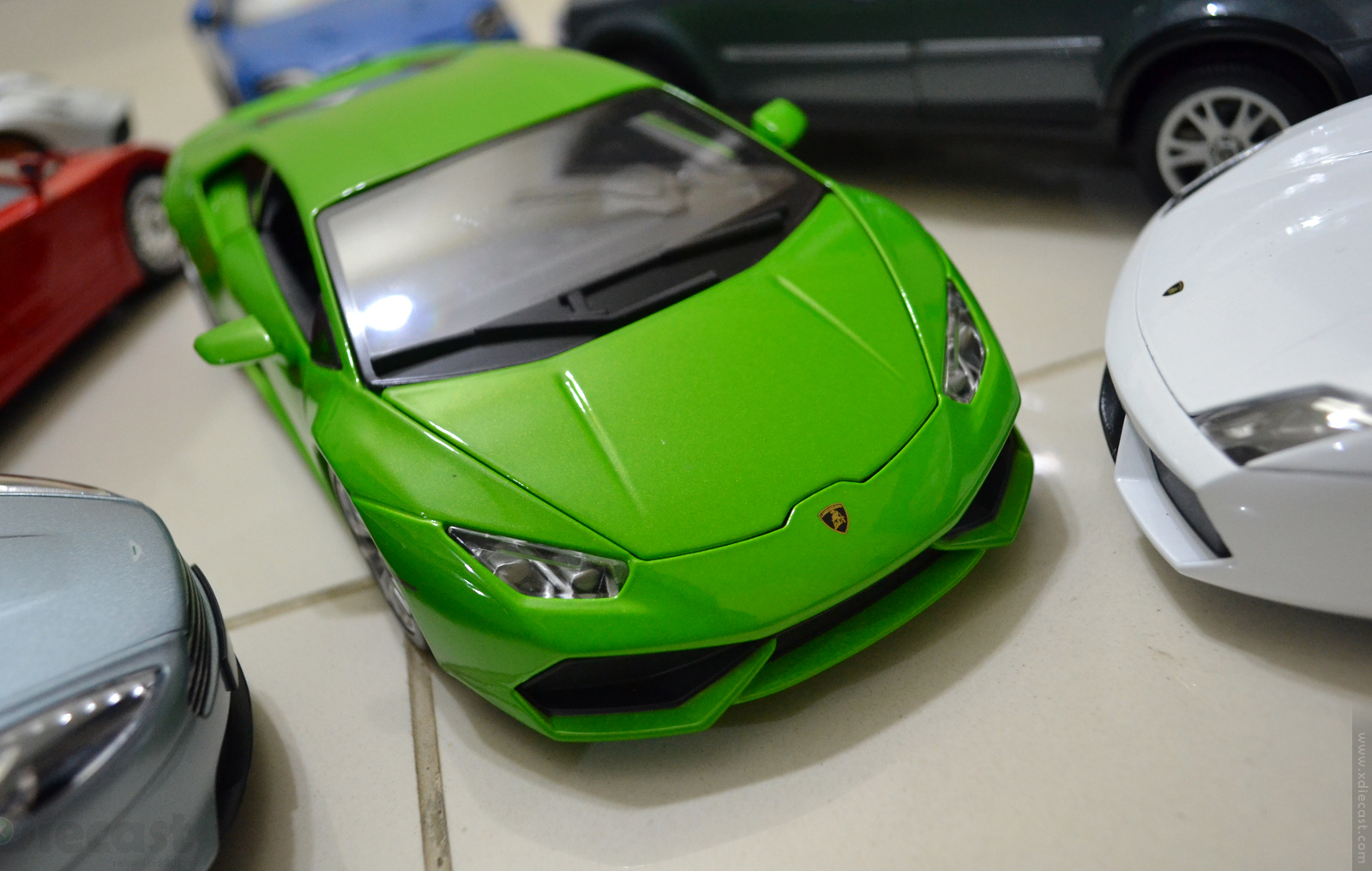 Bburago Lamborghini Huracan LP610-4
