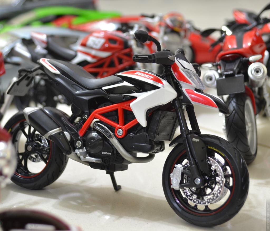 Ducati Hypermorotd SP - Maisto