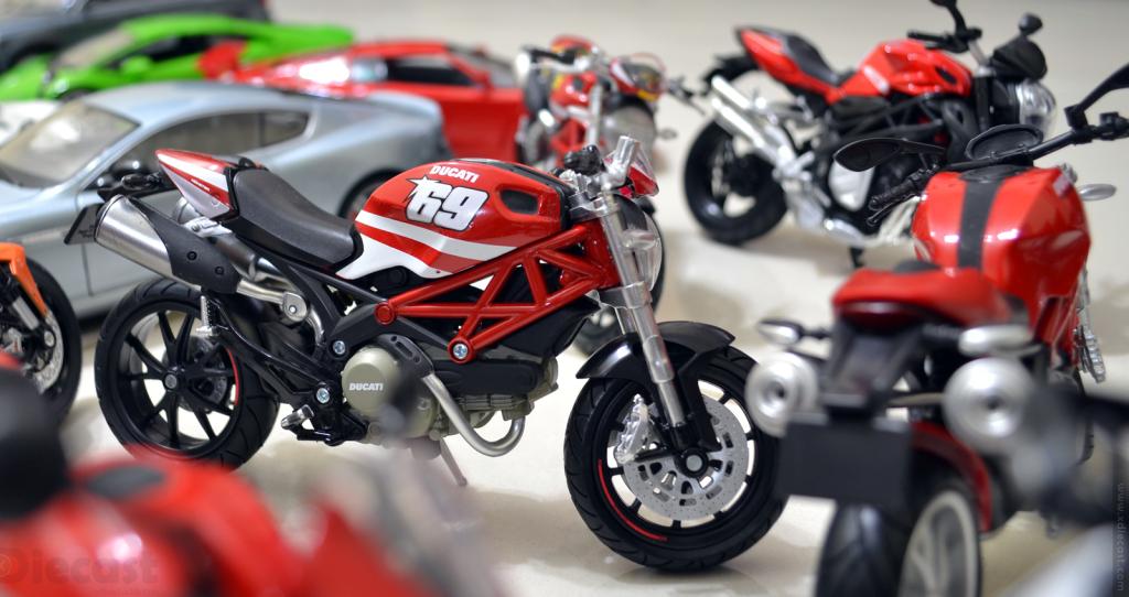Ducati Monster 796 Hayden - NewRay