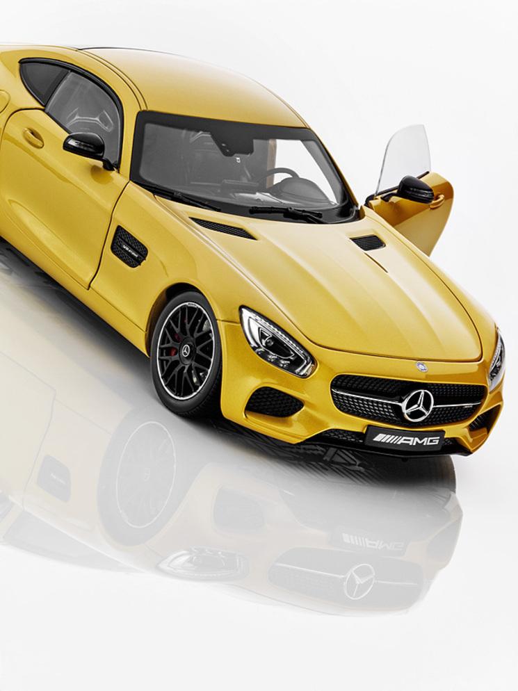 Mercedes Benz Dealership >> Maisto to make Mercedes AMG GT in 1:18 scale – xDiecast