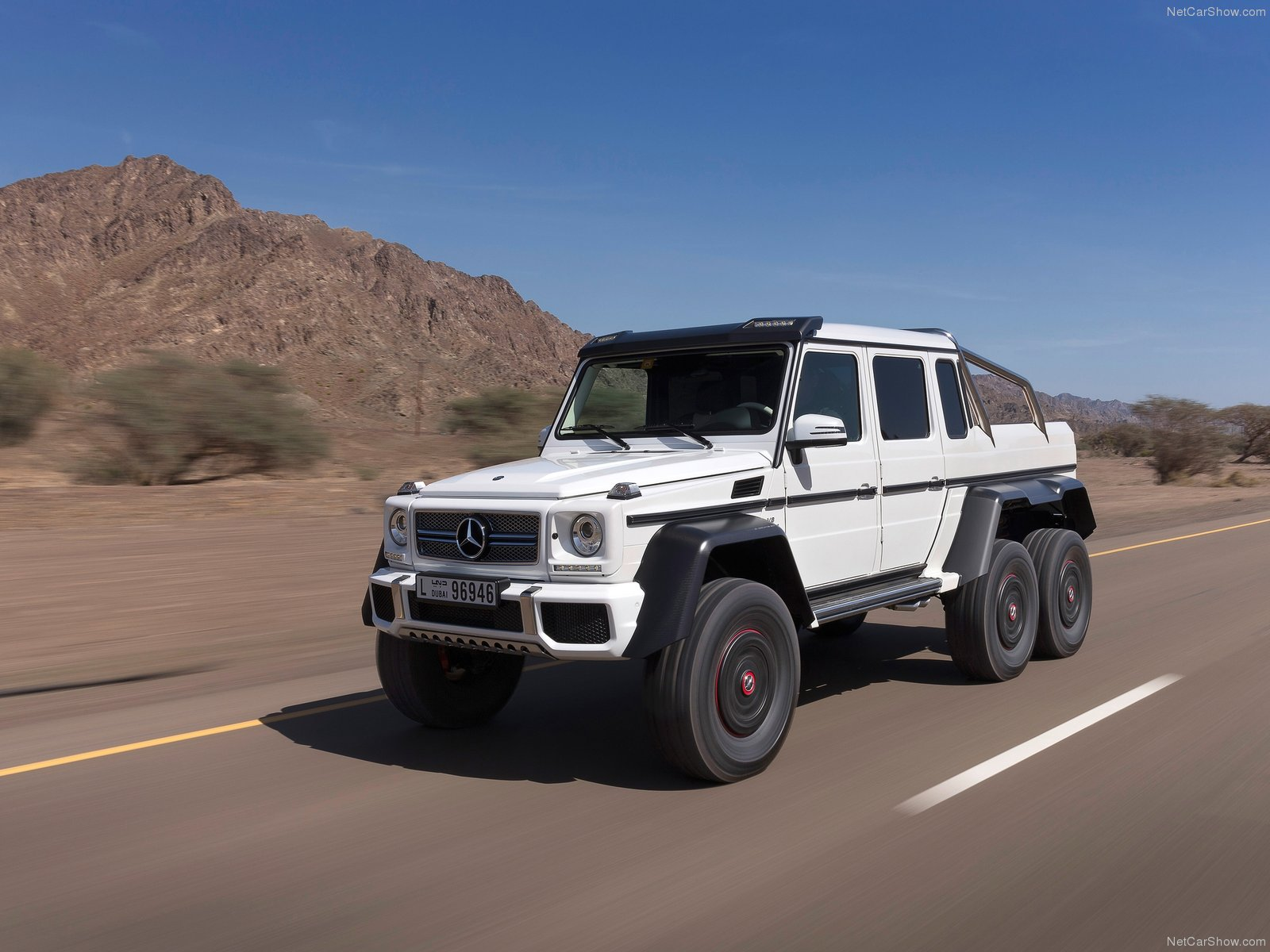Autoart To Make Mercedes Benz G63 Amg 6 6 Concept In 1 18 Scale Xdiecast