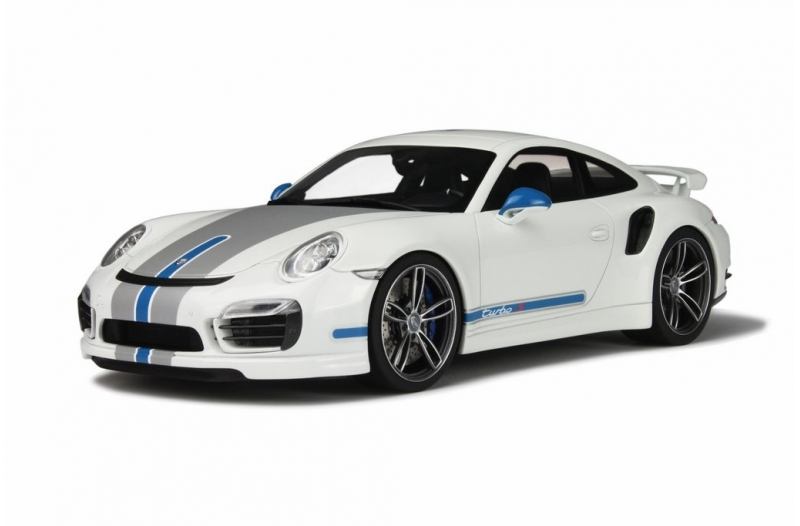 porsche 911 turbo s with techart kit in 1 18 scale from gt spirit this june xdiecast. Black Bedroom Furniture Sets. Home Design Ideas
