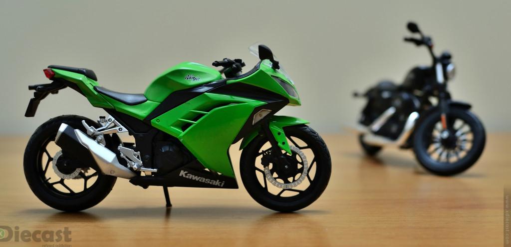 Automaxx Kawasaki Ninja 300