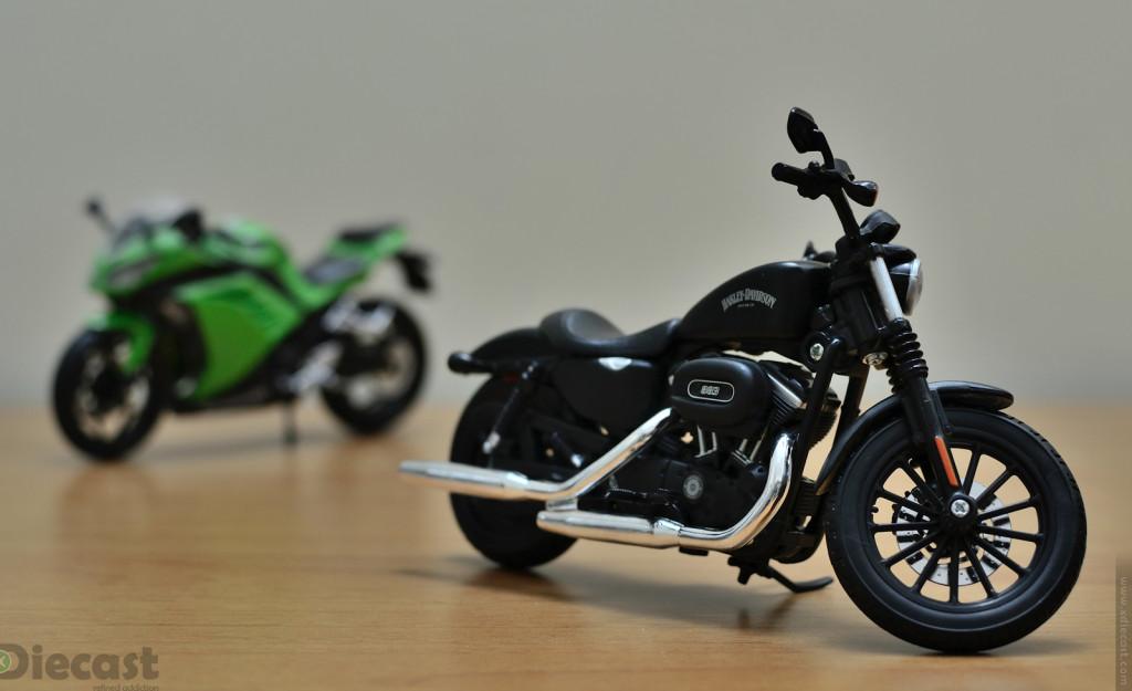 Maisto Harley Davidson Iron 883