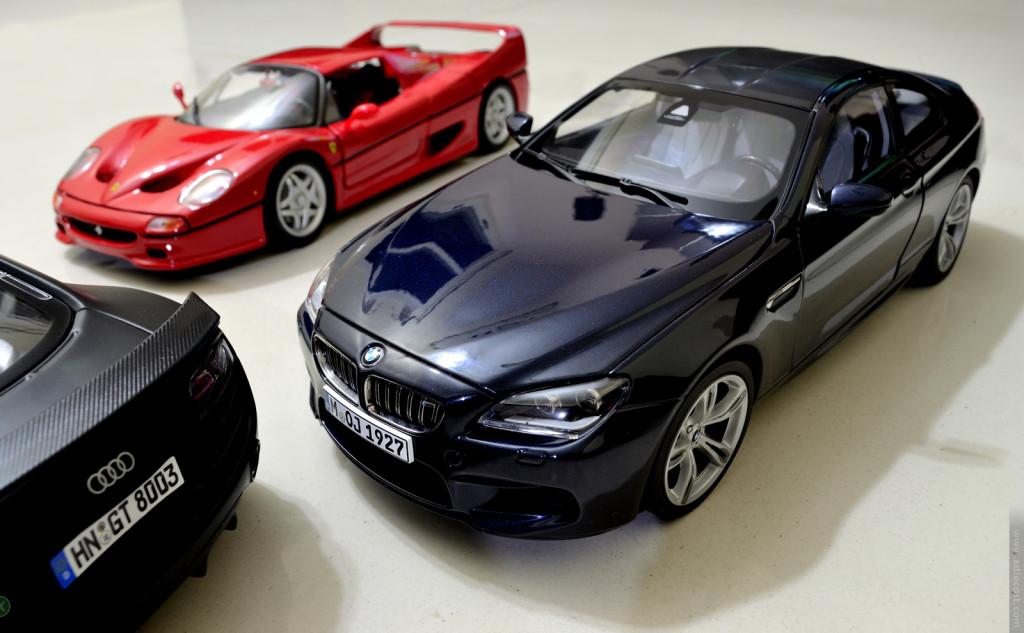 Paragon BMW M6