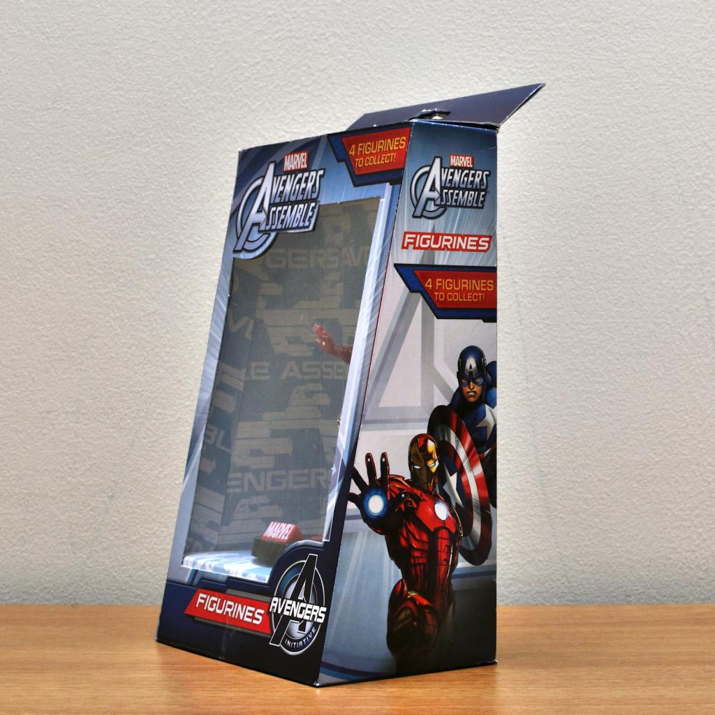 Marvel Avengers Assemble - Ironman Figure - Box