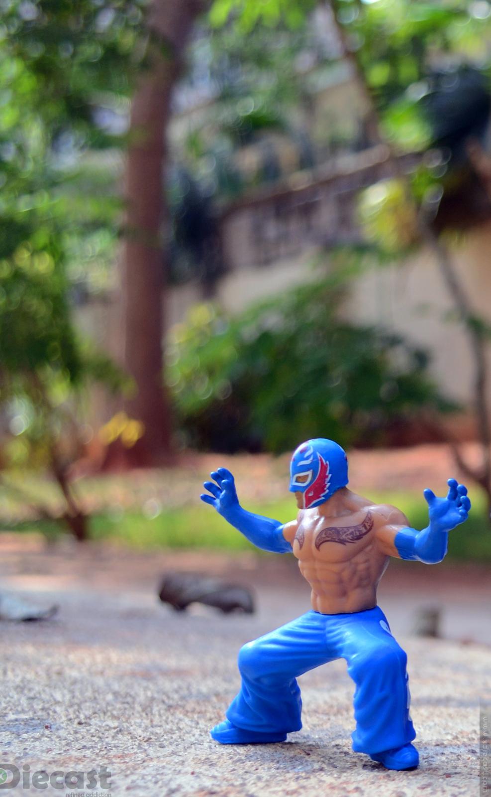WWE Rey Mysterio - Figurine