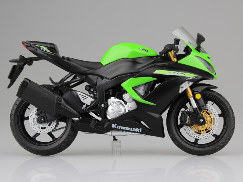 Skynet Launches 2014 Kawasaki Ninja Zx 6r 636 In 112 Scale Xdiecast
