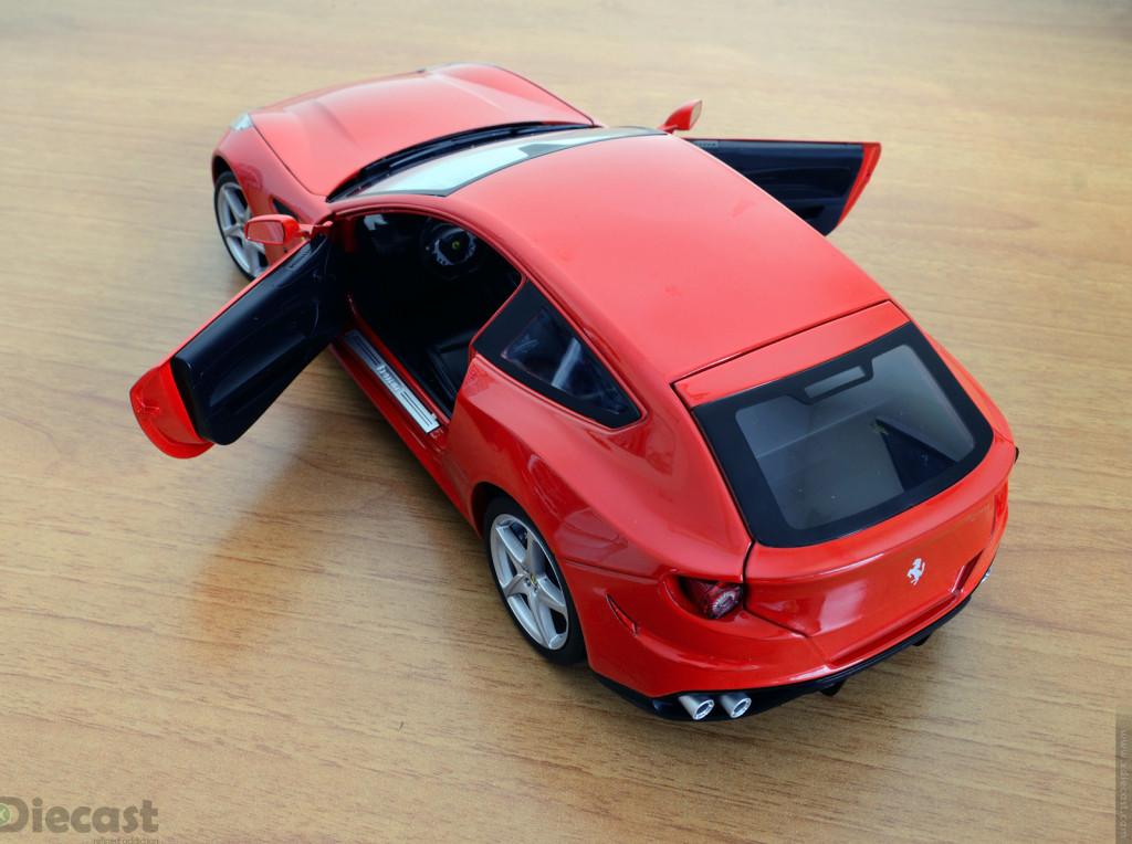 Hotwheels Ferrari FF - Doors