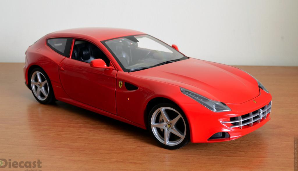 Hotwheels Ferrari FF - Front