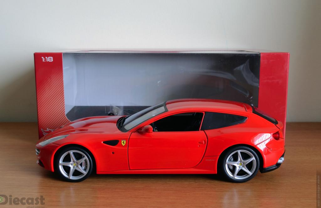 Hotwheels Ferrari FF – Unboxed