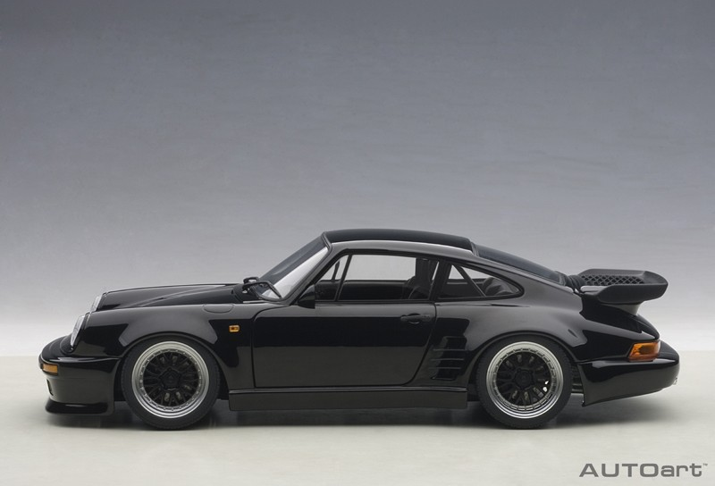 AUTOart Wangan Midnight Black Bird Porsche 911(930)- Profile