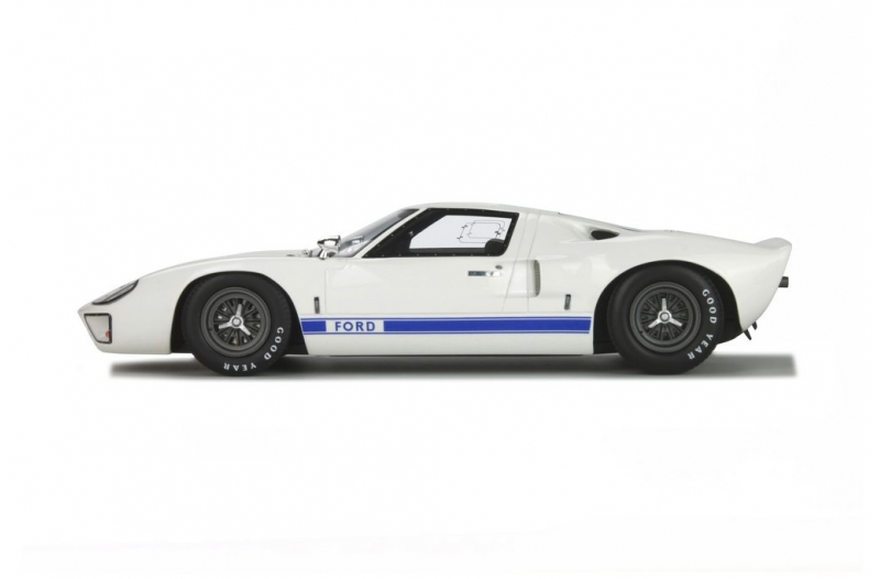 GT Spirit Ford GT 40 MKI - Rear