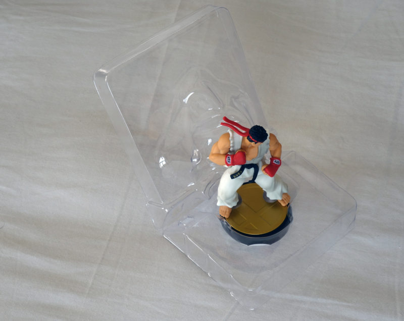 RYU Figurine - Nintendo Amiibo Super Smash Bros