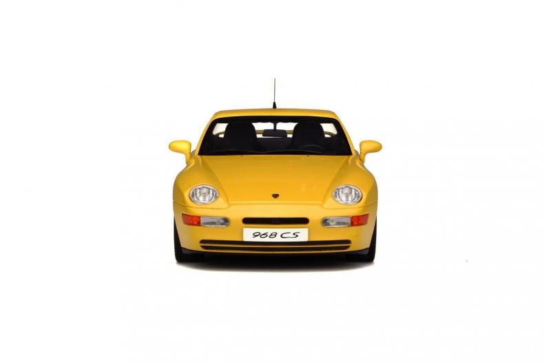 GT Spirit 1:18 Porsche 968 Club Sport - Front