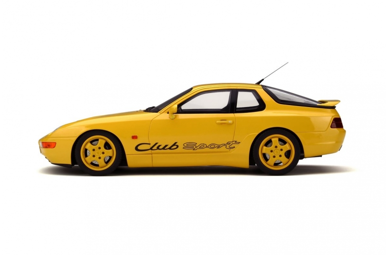 GT Spirit 1:18 Porsche 968 Club Sport - Profile