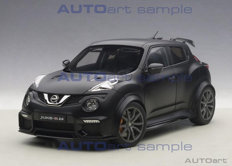 AUTOart Nissan Juke R - Front