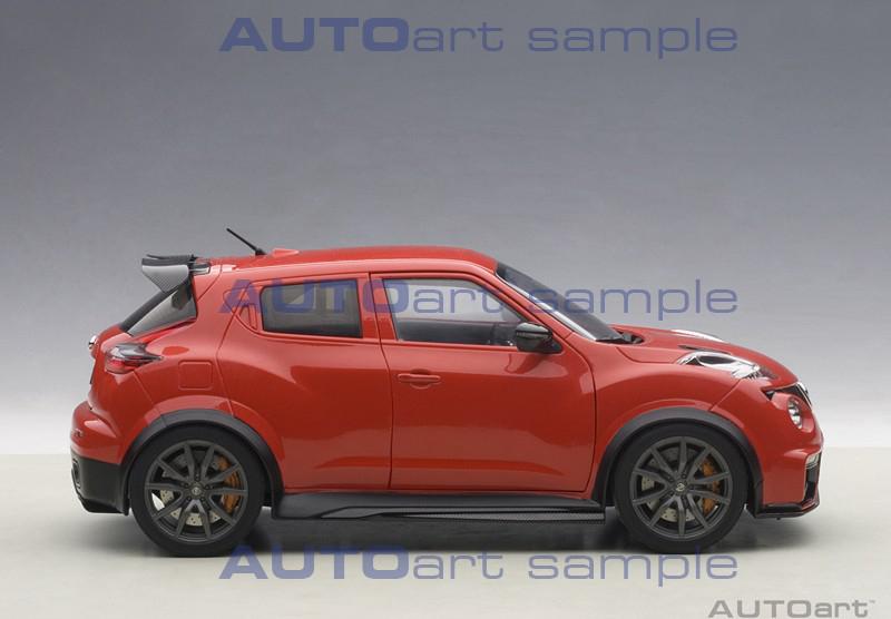 AUTOart Nissan Juke R - Red