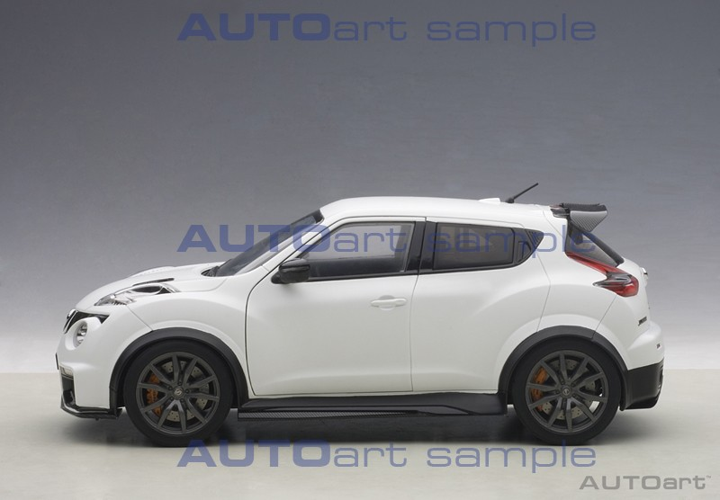 AUTOart Nissan Juke R - White