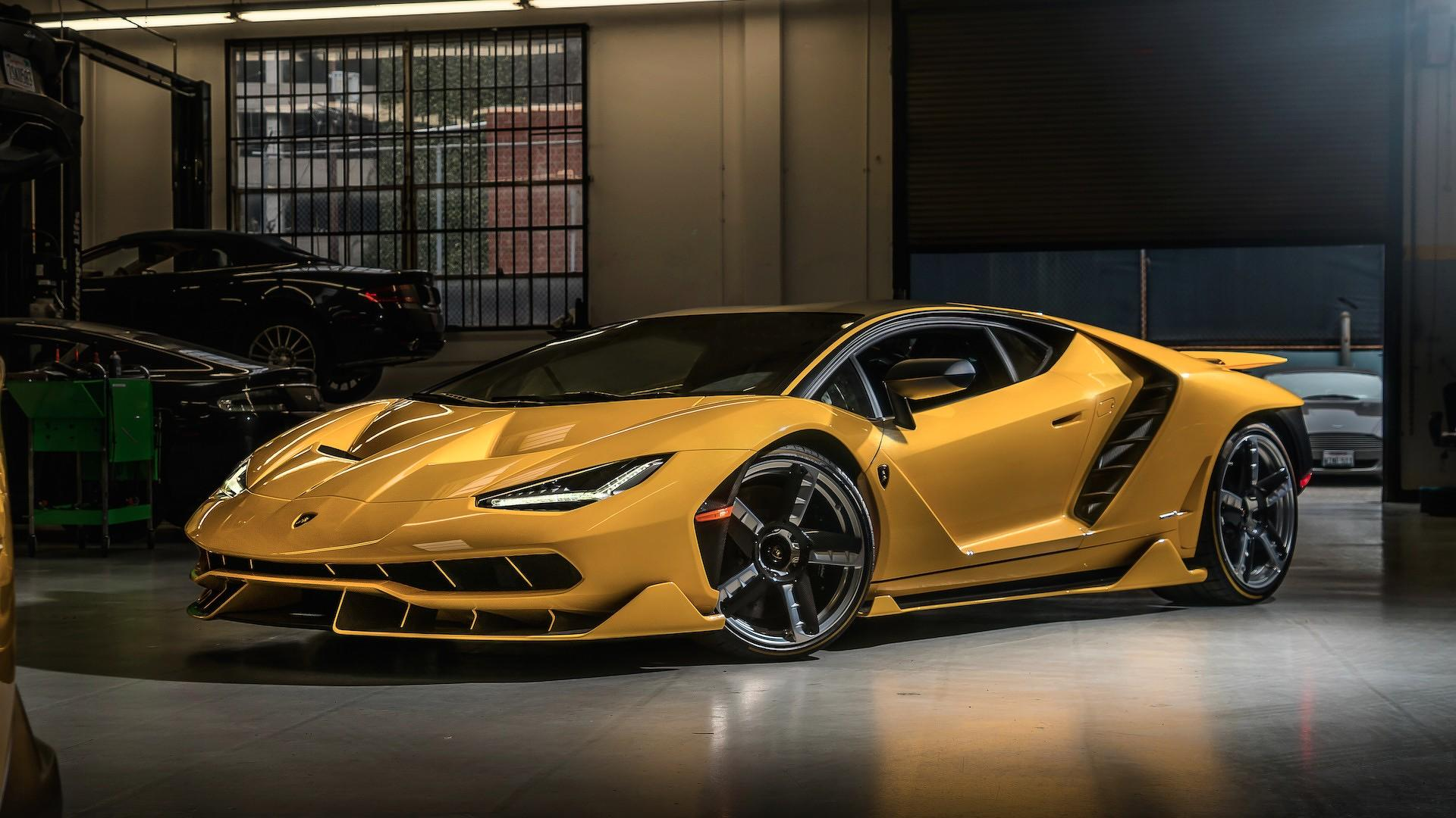 Maisto Adds Yellow 1 18 Lamborghini Centenario To Its Exclusive Series Lineup Xdiecast