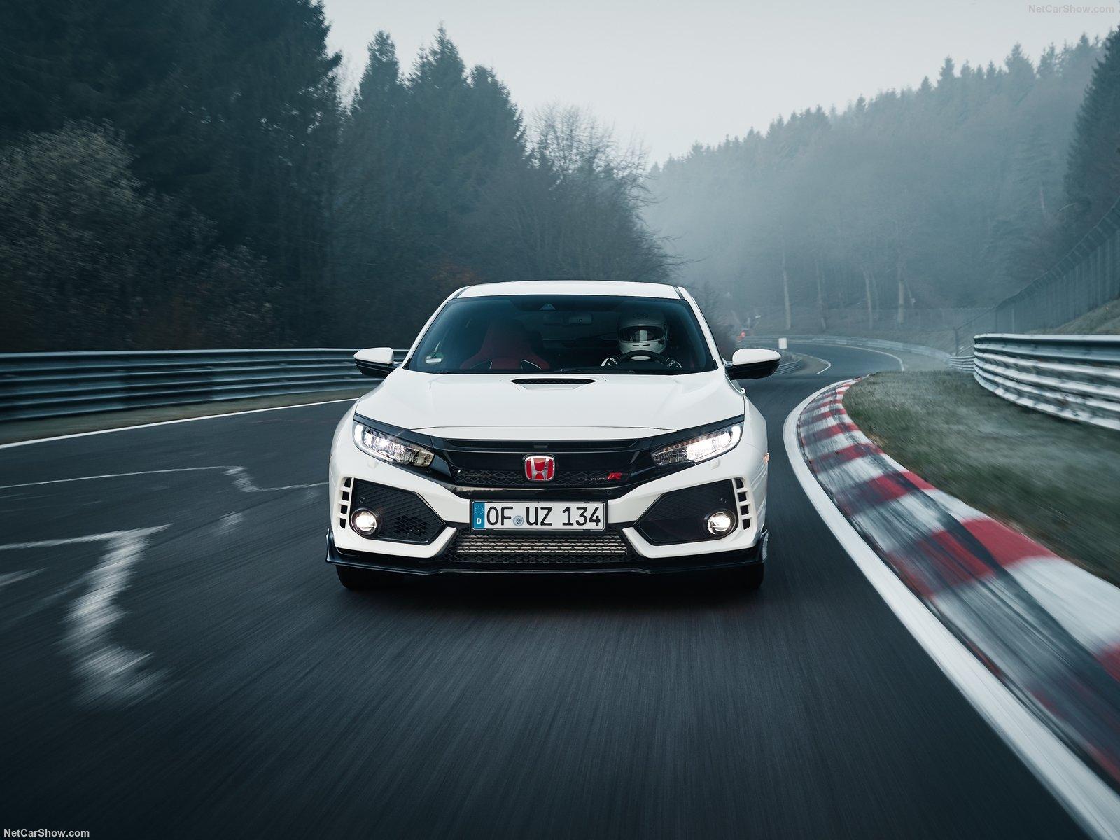 Honda civic type r top speed 2017 fiat world test drive for Honda civic type r top speed