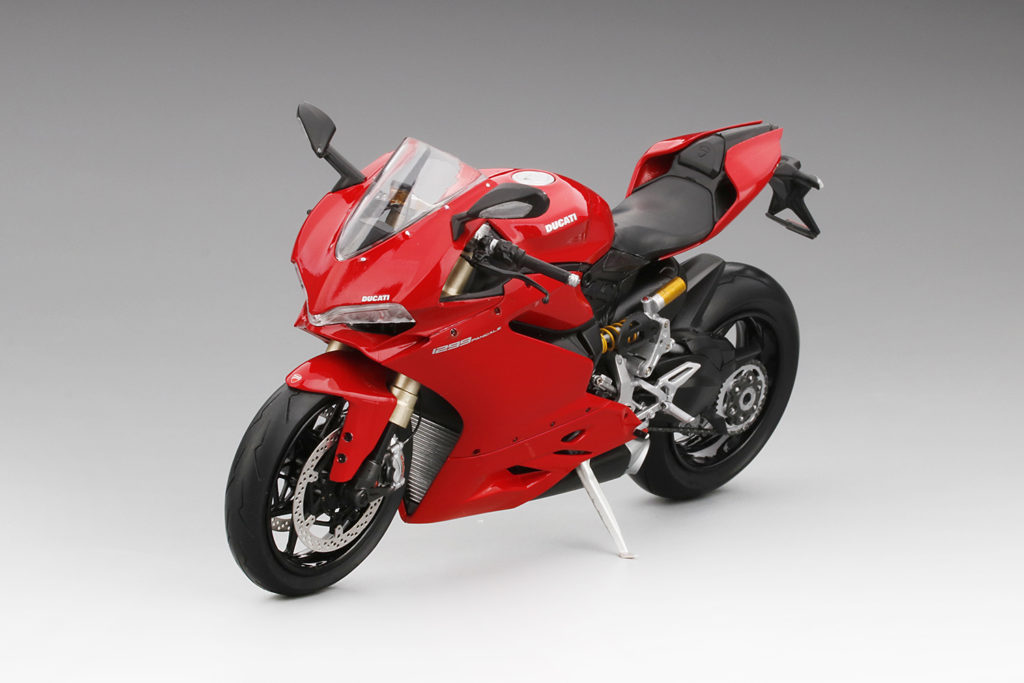 TSM 1:12 Ducati 1299 S - Front