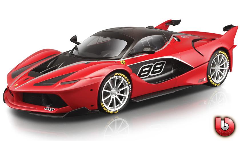 Bburago 1:18 Ferrari FXX K - Signature Series
