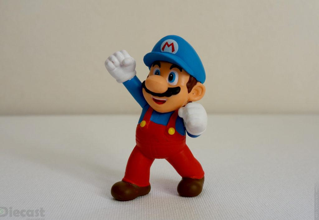 Nintendo Ice Mario - Figurine