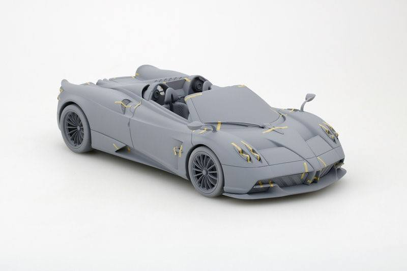 TopSpeed-Model Pagani Huayra Roadster - Front