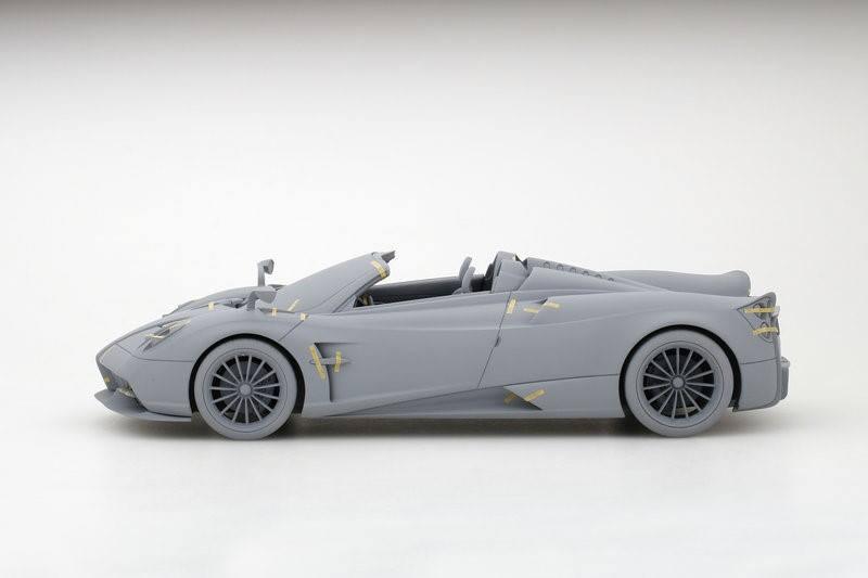 TopSpeed-Model Pagani Huayra Roadster - Profile